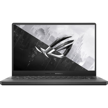 Laptop ASUS Gaming 14'' ROG Zephyrus G14 GA401IV, QHD,  AMD Ryzen 9 4900HS, 16GB DDR4, 1TB SSD, GeForce RTX 2060 6GB, Win 10 Home, Eclipse Gray AniMe Matrix