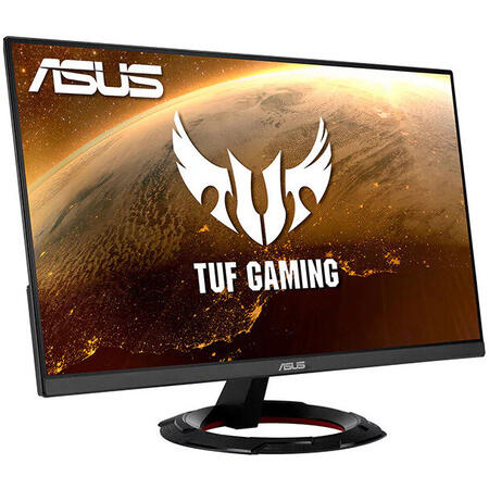 Monitor LED ASUS Gaming TUF VG249Q1R 23.8 inch 1 ms Negru FreeSync Premium 165 Hz