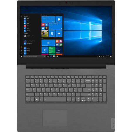 Laptop Lenovo 17.3'' V340 IWL, FHD, Intel Core i5-8265U, 8GB DDR4, 512GB SSD, GeForce MX110 2GB, Win 10 Pro, Iron Grey
