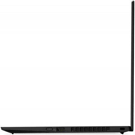 Ultrabook Lenovo 14'' ThinkPad X1 Carbon Gen 8, UHD IPS, Intel Core i7-10510U, 16GB, 512GB SSD, GMA UHD, 4G LTE, Win 10 Pro, Black Weave