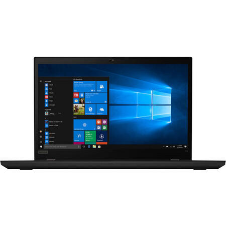 Laptop Lenovo 15.6'' ThinkPad T15 Gen 1, FHD, Intel Core i7-10510U, 16GB DDR4, 256GB SSD, GMA UHD, Win 10 Pro, Black