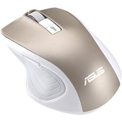 Mouse ASUS MW202, Optic, Wireless, gold