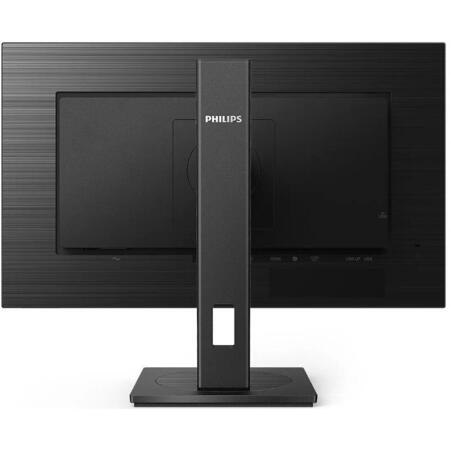 Monitor LED Philips 275S1AE 27 inch 4 ms Negru 75 Hz