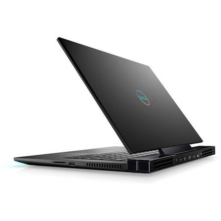 Laptop DELL Gaming 17.3'' G7 7700, FHD 144Hz, Intel Core i7-10750H, 16GB DDR4, 1TB SSD, GeForce RTX 2070 8GB, Win 10 Home, Black