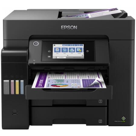 Multifunctional CISS Epson L6570, inkjet, color, format A4, DADF, wireless