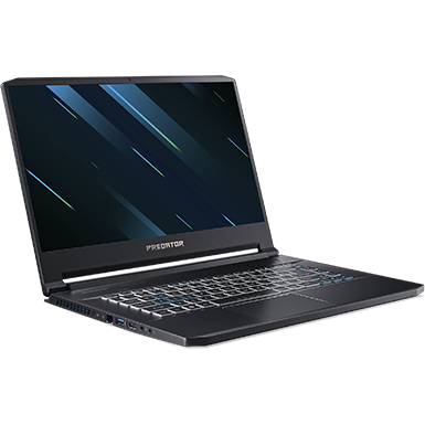 "Laptop Gaming Acer Predator PT515-52-74QK cu procesor Intel Core i7-10750H pana la 5.00 Ghz, 15.6"", Full HD, 300Hz, 16GB, 512GB SSD, NVIDIA GeForce RTX 2070 Super 8GB, Windows 10 Home, Black"