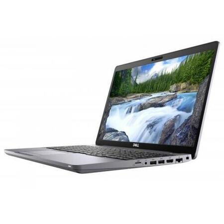 "Laptop Dell Latitude 5510 cu procesor Intel Core i5-10310U pana la 4.40 GHz, 15.6"", Full HD, 8GB, 256GB SSD, Intel UHD Graphics 620, Windows 10 Pro, Silver"