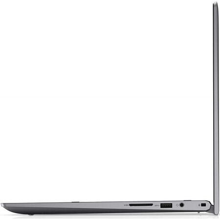 Ultrabook DELL 14'' Inspiron 5406 (seria 5000), FHD Touch, Intel Core i5-1135G7, 8GB DDR4, 512GB SSD, Intel Iris Xe, Win 10 Home, Titan Grey