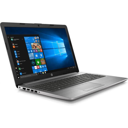 "Laptop HP 15.6"" 250 G7, FHD, Intel Core i7-1065G7,  8GB DDR4, 256GB SSD, Intel Iris Plus, Win 10 Pro, Silver"