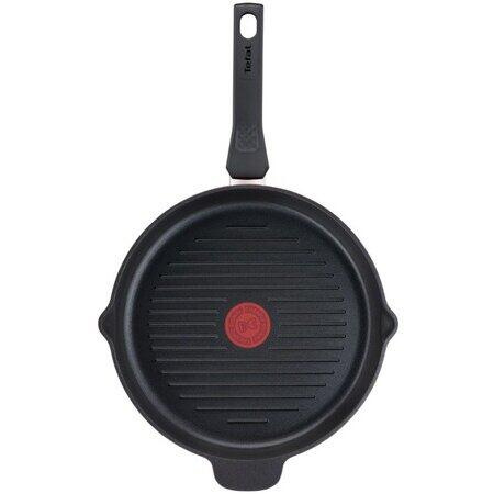 Tigaie grill Tefal Daily Chef, 26 cm