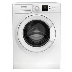 Masina de spalat rufe Hotpoint NS823C W, 8 kg, 1200 RPM, Clasa A+++, Display digital, Child Lock, Alb