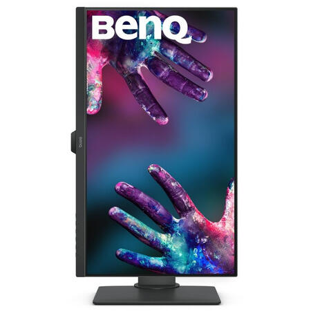 Monitor LED BenQ PD2705Q 27 inch 5 ms Negru HDR 60 Hz