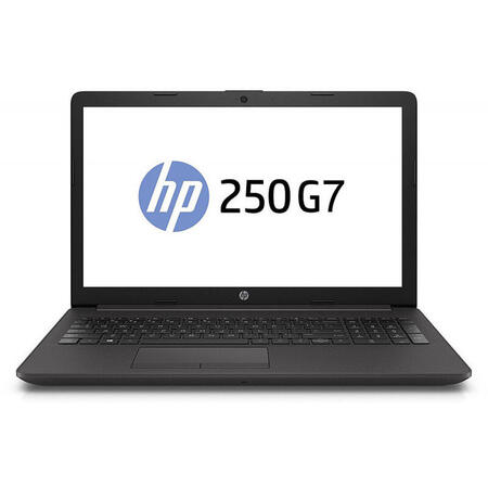"Laptop HP 15.6"" 250 G7, FHD, Intel Core i5-1035G1, 8GB DDR4, 256GB SSD, GMA UHD, Win 10 Pro, Dark Ash Silver"