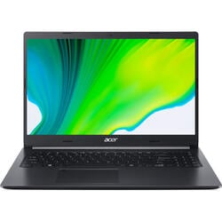 Laptop Acer 15.6'' Aspire 5 A515-44, FHD IPS, AMD Ryzen 3 4300U, 8GB DDR4, 256GB SSD, Radeon, No OS, Charcoal Black