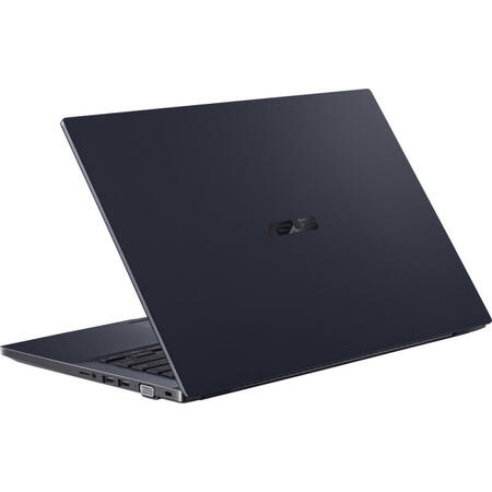 Laptop ASUS 14'' ExpertBook P2 P2451FB, FHD, Intel Core i5-10210U, 8GB DDR4, 512GB SSD, GeForce MX110 2GB, Endless OS, Black