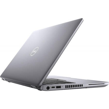Laptop DELL 14'' Latitude 5410 (seria 5000), FHD, Intel Core i5-10210U, 8GB DDR4, 256GB SSD, GMA UHD, Linux, Grey