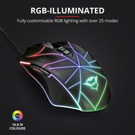Mouse Gaming Trust GXT 160X Ture RGB