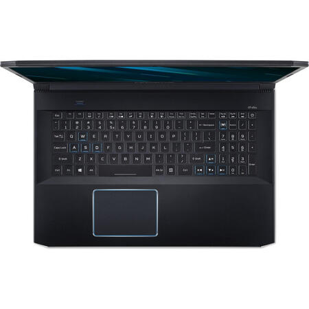 Laptop Acer Gaming 17.3'' Predator Helios 300 PH317-54, FHD IPS 120Hz, Intel Core i7-10750H, 16GB DDR4, 1TB SSD, GeForce RTX 2060 6GB, Win 10 Home, Black