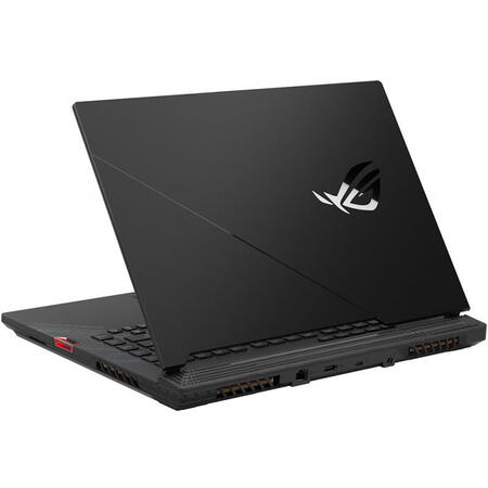 Laptop ASUS Gaming 15.6'' ROG Strix SCAR 15 G532LWS, FHD 300Hz, Intel Core i9-10980HK, 32GB DDR4, 2x 512GB SSD, GeForce RTX 2070 SUPER 8GB, Win 10 Home, Black