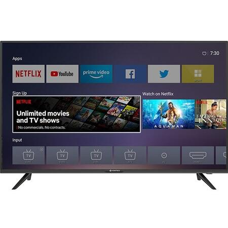 Televizor LED Vortex V43ESLN86S, Smart TV Ultra HD 4K, 109 cm