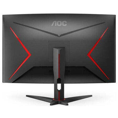 Monitor LED AOC Gaming C32G2AE/BK Curbat 31.5 inch 1 ms Negru FreeSync Premium 165 Hz