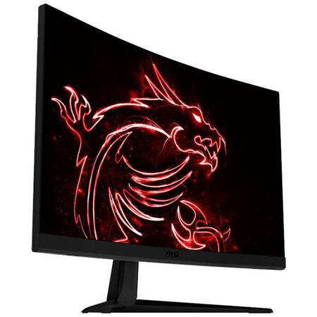 Monitor LED MSI Gaming Optix G27C5 Curbat 27 inch 1 ms Negru FreeSync 165Hz