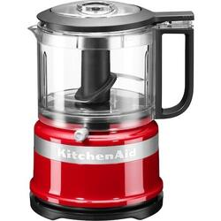 KitchenAid Mini-chopper Kitchen Aid 5KFC3516EER, 240 W, 0.83 L, 2 viteze, 1.2 kg, Rosu
