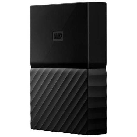 Hard disk extern WD My Passport 2TB 2.5 inch USB 3.0 Black