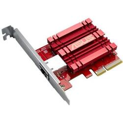 ASUS 10GBase-T PCIe Network Adapter with backward compatibility of 5/2.5/1G and 100Mbps