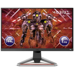Monitor LED BenQ Gaming MOBIUZ EX2710 27 inch 1 ms Negru HDR FreeSync Premium 144 Hz