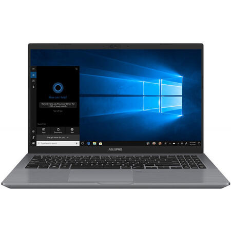 Laptop ASUS 15.6'' P3540FA, FHD, Intel Core i5-8265U, 8GB DDR4, 256GB SSD, GMA UHD 620, Endless OS, Grey