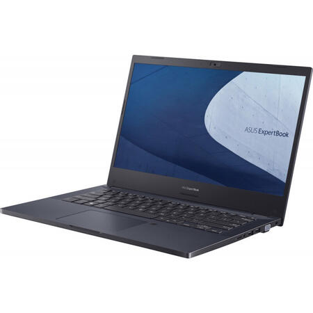 Laptop ASUS 14'' ExpertBook P2 P2451FA, FHD, Intel Core i7-10510U, 16GB DDR4, 512GB SSD, GMA UHD, Endless OS, Black
