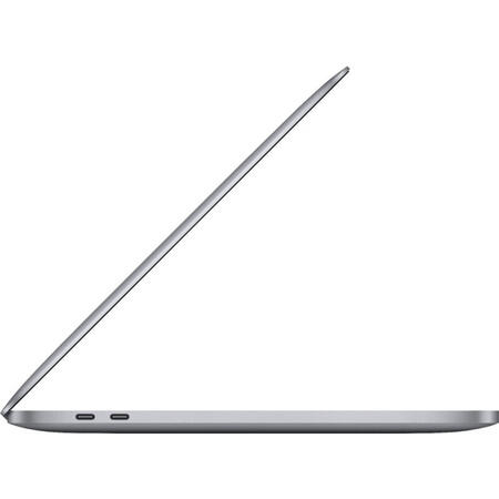 Laptop Apple 13.3'' MacBook Pro 13 Retina with Touch Bar, Apple M1 chip (8-core CPU), 16GB, 256GB SSD, Apple M1 8-core GPU, macOS Big Sur, Space Grey, INT keyboard