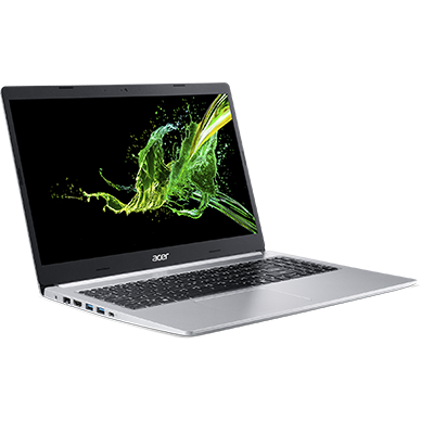 "Laptop ultraportabil Acer Aspire 5 A514-54 cu procesor Intel Core i7-1165G7 pana la 4.70 GHz, 14"", Full HD, 16GB, 512GB SSD, Intel UHD Graphics, Windows 10 Pro, Silver"