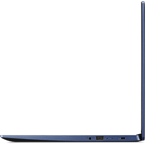 "Laptop Acer Aspire 3 A315-57G cu procesor Intel Core i5-1035G1 pana la 3.60 GHz, 15.6"", Full HD, 8GB, 256GB SSD, NVIDIA® GeForce® MX330 2GB, No OS, Indigo Blue"