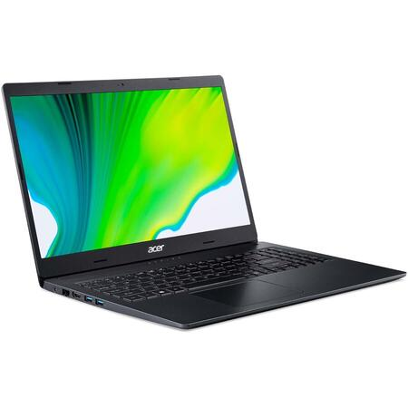 "Laptop Acer Aspire 3 A315-23G cu procesor AMD Ryzen 5 3500U pana la 3.70 GHz, 15.6"", Full HD, 8GB, 256GB SSD, AMD Radeon™ 625 2GB, No OS, Black"