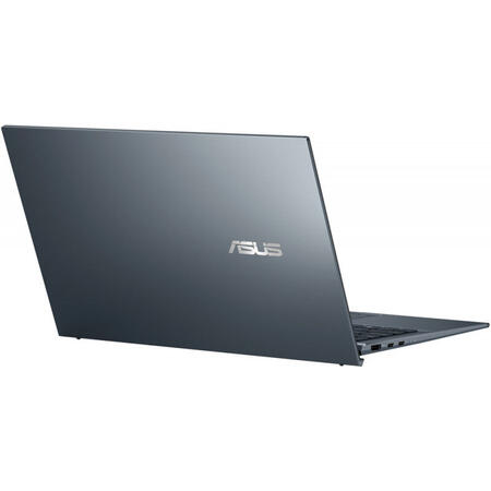 "Laptop ultraportabil ASUS ZenBook 14 Ultralight UX435EAL cu procesor Intel® Core™ i7-1165G7 pana la 4.70 GHz, 14"", Full HD, 8GB, 512GB SSD + 32GB Intel® Optane™, Intel® Iris Xe Graphics, Windows 10 Home, Pine Grey"