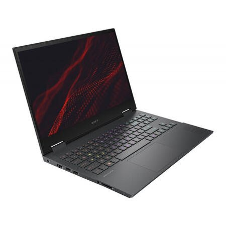 Laptop HP Gaming 15.6'' OMEN 15-en0015nq, FHD IPS 144Hz, AMD Ryzen 7 4800H, 16GB DDR4, 1TB SSD, GeForce GTX 1660 Ti 6GB, Free DOS, Shadow Black