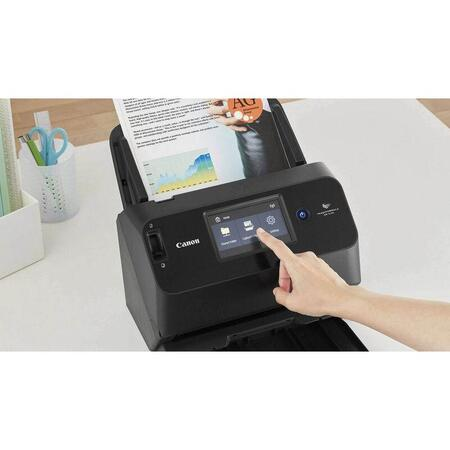 Scanner Canon DR-S130, dimensiune A4, tip sheetfed