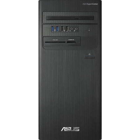 Sistem desktop ASUS ExpertCenter D7 Tower D700TA, Intel Core i7-10700 2.9GHz Comet Lake, 8GB RAM, 512GB SSD, UHD 630, Win 10 Pro