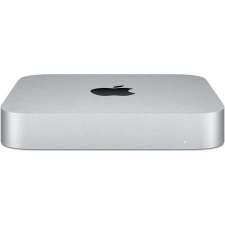 Mini Sistem PC Apple Mac mini, Procesor Apple M1, 8GB RAM, 512GB SSD, Mac OS, INT