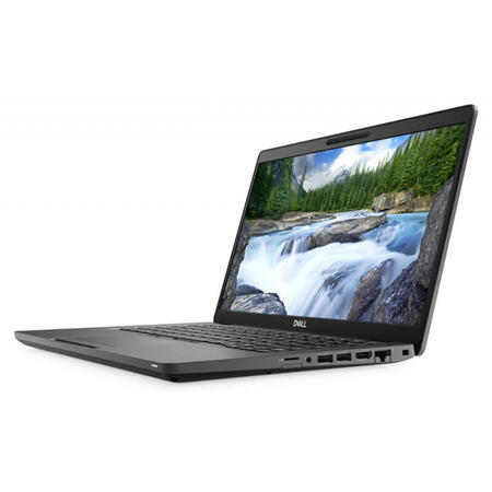 Laptop DELL 14'' Latitude 5400 (seria 5000), FHD, Intel Core i5-8365U, 4GB DDR4, 256GB SSD, GMA UHD 620, Linux, Black