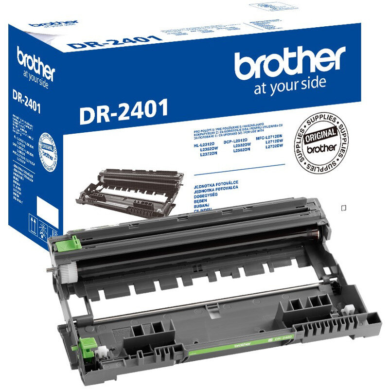 Brother Drum unit DR-2401 poza 2021