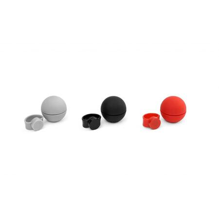 MAGNETIC BICYCLE BELL NELLO RED
