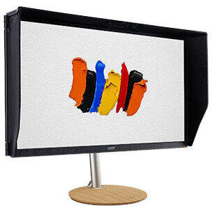 Monitor LED Acer Gaming ConceptD CP3271K P 27 inch 1 ms Negru 144 Hz